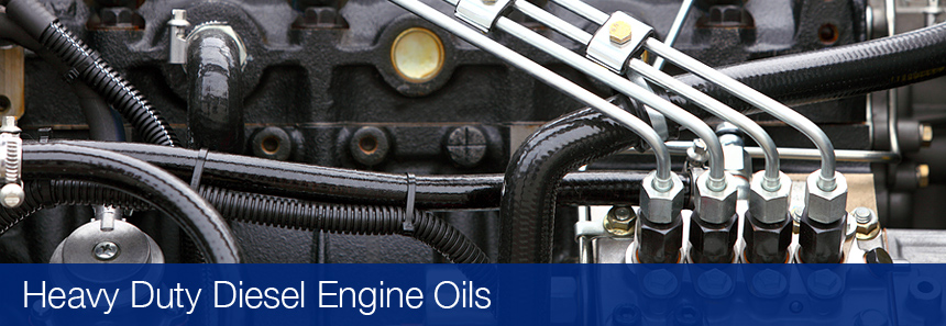 Agricultural Heavy Duty Diesel Engine OIls by Gulf Oil Ireland